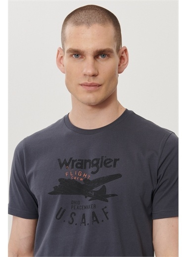 Wrangler Tişört Renkli